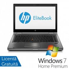 Hp EliteBook 8470p, Intel Core i5-3210M Gen. 3, 2.5GHz, 4Gb DDR3. 320Gb SATA II, DVD-RW, 14 inch LED-Backlit HD + Windows 7 Home Premium - Laptop Dell