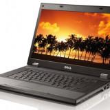 Laptop Dell E5510 Intel Core i3-370M, 15.6 inch wide LED, 4 GB, 250 GB, Fara sistem operare