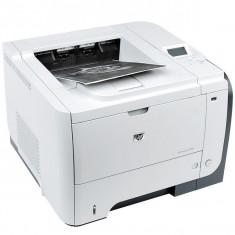 Imprimanta Laser Sh, HP P3015dn, Retea, Duplex, USB, 42 ppm, 1200 x 1200 dpi - Imprimanta laser alb negru