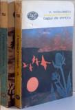 BPT 703 704 V. VOICULESCU - NUVELE Capul de zimbru * Iubire magina 2 volume
