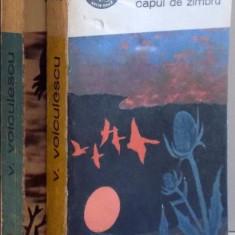 BPT 703 704 V. VOICULESCU - NUVELE Capul de zimbru * Iubire magina 2 volume - Nuvela