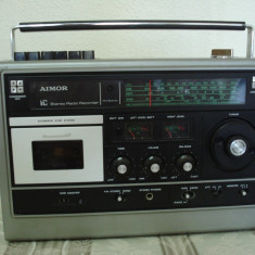 Radiocasetofon boombox AIMOR Japan