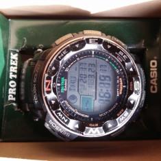 Vând ceas Casio Protrek PRW 2500 - Ceas barbatesc Casio, Sport, Mecanic-Automatic