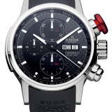 Ceas Edox Chronorally model 01116-3PR-NIN - Ceas barbatesc Edox, Mecanic-Automatic