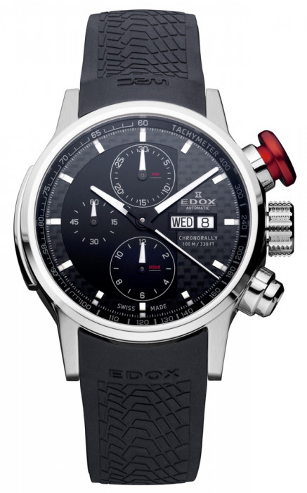 Ceas Edox Chronorally model 01116-3PR-NIN