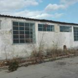 Teren intravilan 4455 mp si hala, Soseaua Brailei, Buzau - Spatiu comercial de vanzare, Parter, 2164 mp, An constructie: 1990