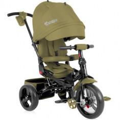 Tricicleta Jaguar Green - Tricicleta copii