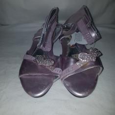 Sandale copii, Marime: 30, Culoare: Mov, Fete