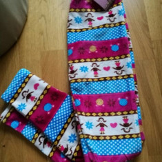 Pantaloni fete groși 7-9 ani Umbro, Marime: 30, Culoare: Roz