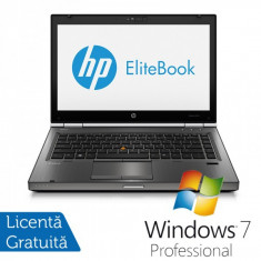 Hp EliteBook 8470p, Intel Core i5-3210M Gen. 3, 2.5GHz, 4Gb DDR3. 320Gb SATA II, DVD-RW, 14 inch LED-Backlit HD + Windows 7 Professional - Laptop Dell