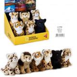 Jucarie Plus Venturelli National Geographic Baby Feline Mari 17 Cm
