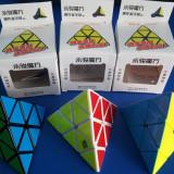 Cub Rubik YongJun YuLong Pyraminx Professional - Jocuri Logica si inteligenta