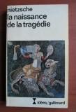 Nietzsche - La naissance de la tragedie