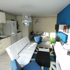 Apartamente NOI de vanzare Poarta Bucurestilor TARGOVISTE - Apartament de vanzare, 55 mp, Numar camere: 2, An constructie: 2017, Parter