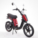 Bicicleta electrica, tip scuter, fara carnet si inmatriculare ZT-19 QUICKY 1.0 - Moped
