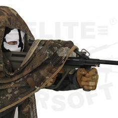 Esarfa Sniper - Multicamo [BD] - Echipament Airsoft