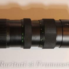OBIECTIV Hanimex 80-200mm f/3.5 Automatic Zoom MC Macro - Obiectiv DSLR, Manual focus