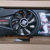 Placa video PowerColor Radeon HD 6850 1GB DDR5 256-bit
