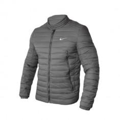 Geaca Nike Air Max - Gri Negru sau Bleumarin - de Primavara Colectie Noua - Geaca barbati, Marime: S, M, L, XL