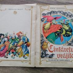 Cantaretul vrajitor - Robert Browning/ ilustratii Livia Rusz - Carte poezie copii