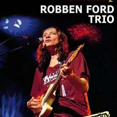 Robben Ford - Paris Concert ( 1 DVD ) - Muzica Jazz