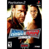 WWE Smackdown vs Raw 2009 PS2 - Jocuri PS2
