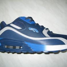 Pantofi spot barbati WINK;cod FA6103-3;marime:41-44 - Adidasi barbati Wink, Marime: 42, 43, Culoare: Albastru, Piele sintetica