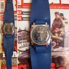Ceas rusesc de colectie, Pobeda SAMARA, cal. ZIM 2602, functional - Ceas de mana