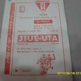 Program UTA - Jiul - Program meci