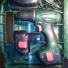 Bosch PSR 12V cu 2 acumulatori si 6 luni garantie emag - Surubelnita electrica
