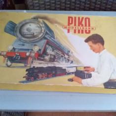 Bnk jc Piko - tren - linii - cutie - Macheta Feroviara Alta, 1:87, HO, Seturi