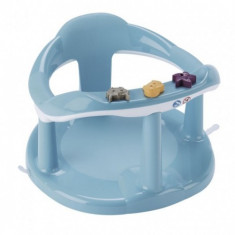 Suport ergonomic pentru baie Aquababy Myosotis blue - Reductor cada si wc