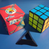 Cub Rubik 3x3x3 ShengShou Legend BIG Profesional 70mm - Jocuri Logica si inteligenta