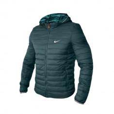 Geaca Nike Air Max - Verde Negru sau Bleumarin - de Primavara Colectie Noua - Geaca barbati, Marime: S, M, L, XL