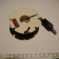 Tub extensie /Hama Air release /cable shutter / declansator pneumatic / vintage - Cablu foto