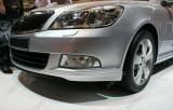 Prelungire bara fata Skoda Octavia 2 Facelift 2008-2013 ver1, OCTAVIA (1Z3) - [2004 - 2012]