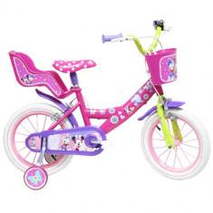 Bicicleta Minnie Mouse 14 inch - Bicicleta copii