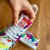 Adidasi Dama Adidas Stan Smith Rainbow model 2017 import Uk noi in cutie 36-40 - Adidasi dama Ugg, Culoare: Din imagine, Marime: 37, 39, Piele intoarsa