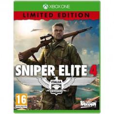 Sniper Elite 4 Limited Edition Xbox One - Jocuri Xbox One, Shooting, 16+