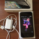 Vand iPhone 4S - Telefon iPhone, Negru, 32GB, Neblocat, 2 GB