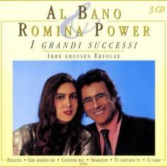 Al Bano Romina Power I Grandi Succesi Boxset (3cd) - Muzica Pop