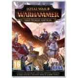 Total War Warhammer Old World Edition Pc - Jocuri PC Sega, Actiune, 16+