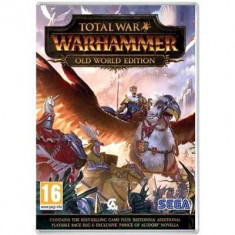 Total War Warhammer Old World Edition Pc - Jocuri PC Sega, Actiune, 16+