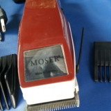 Masina Tuns Profesionala - Wahl Moser 1400 Made in Germany