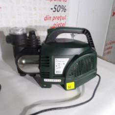 Pompa apa MR GARDENER 4000 l/h - Pompa gradina
