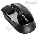 **NOU**Mouse Redragon optic Zalman Wireless ZM-M520W, 1600 DPI, Black...GARANTIE 12 luni!, USB, Optica, 1000-2000