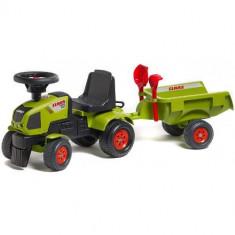 Tractoras Baby Axos Cu Remorca Falk