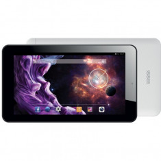 Tableta E-Star Beauty 7 Inch Cortex A7 Quad Core 512 MB RAM 8 GB Flash Wi-Fi Android Lollipop Alb