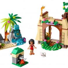 LEGO® Disney Princess Vaiana si aventura ei de pe insula 41149