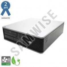 Calculator Intel Core 2 Duo E7500 2.93GHz 4GB DDR2 250GB DVD-RW GARANTIE 2 ANI ! - Sisteme desktop fara monitor HP, 2501-3000Mhz, 200-499 GB, LGA775